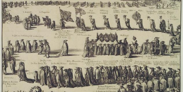 De Ruyter Zijn Dood En Begrafenis Het Scheepvaartmuseum